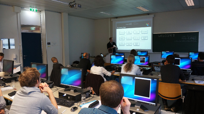 Airborne Laser Scanning Software Workshop, TU Vienna, Nov 2014