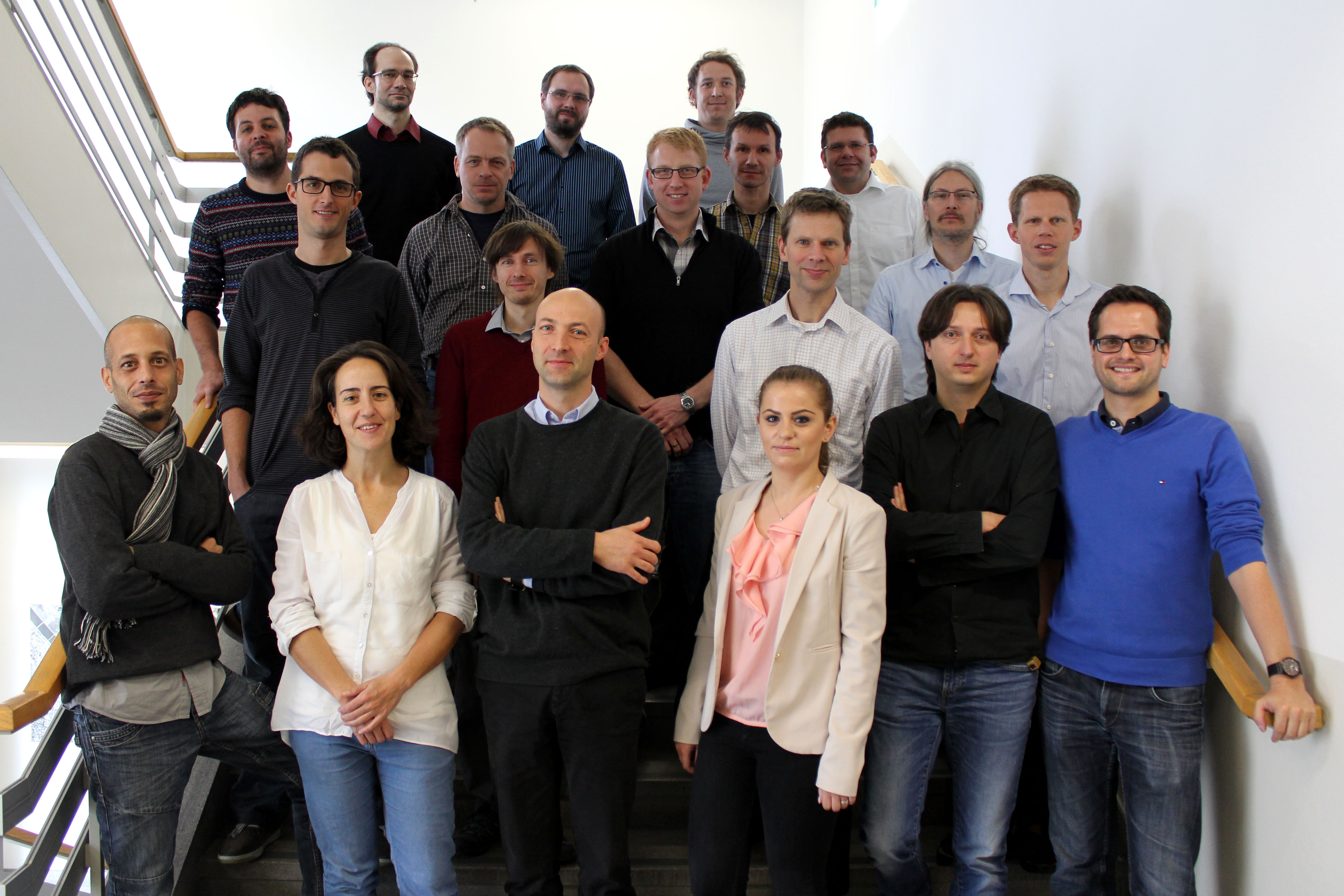ALS workshop group photo