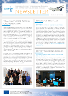 12th EUFAR Newsletter (December 2014)