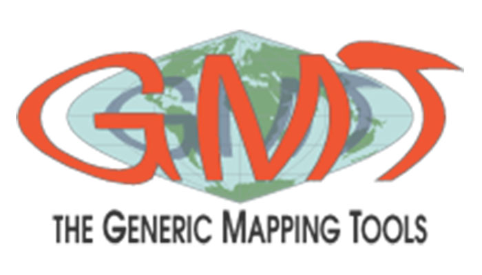 The Generic Mapping Tools image