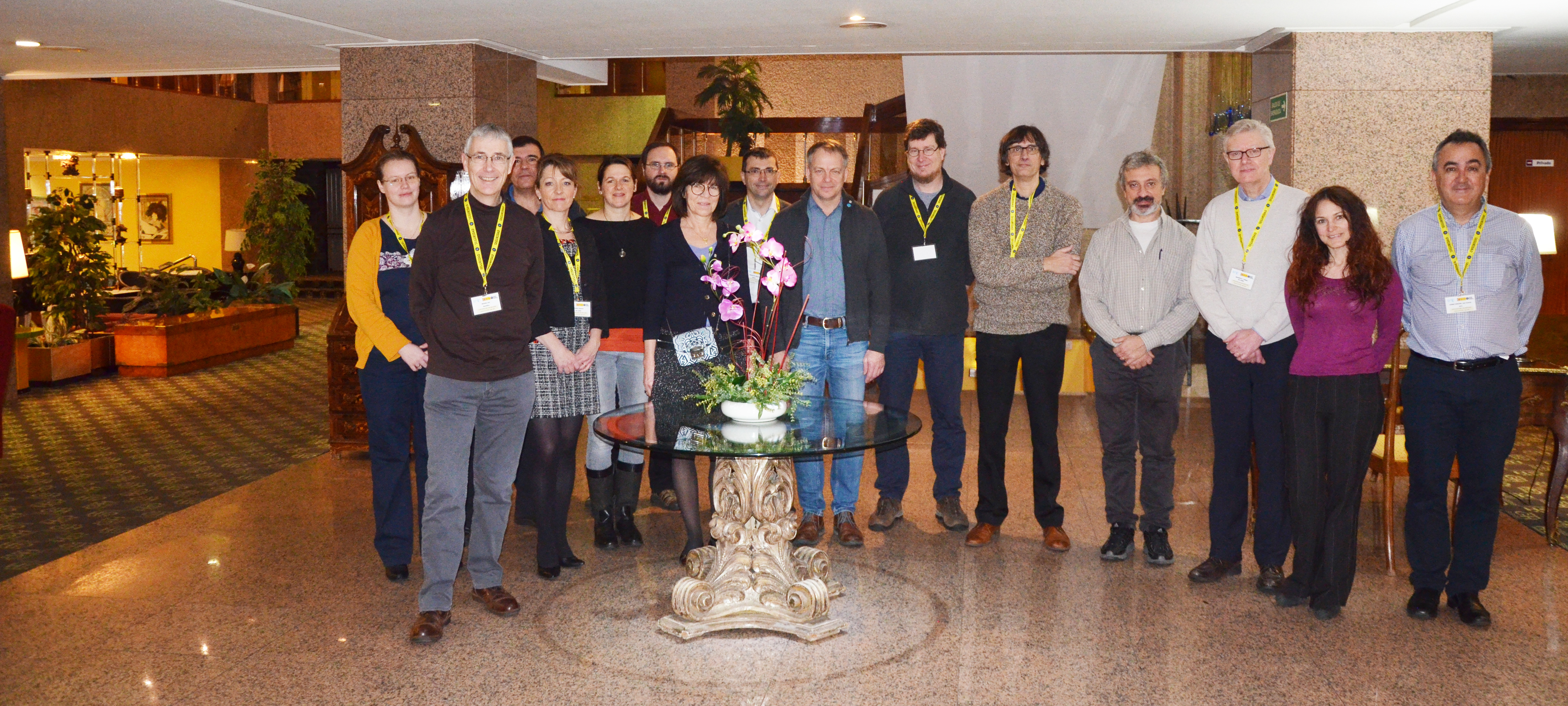 EUFAR AISBL holds its 2nd Executive Board and General Assembly and  meetings