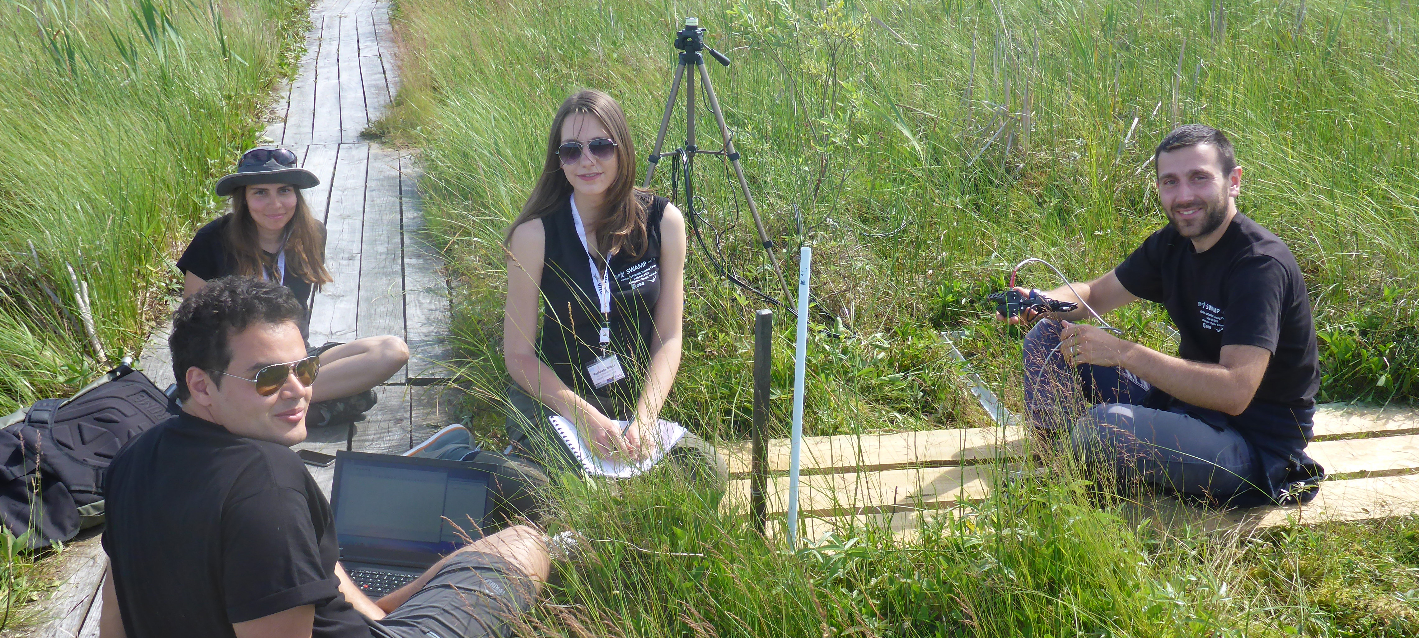 Trainee Joanna's experience in the SWAMP Training Course
